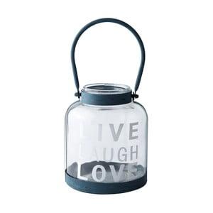 Lucerna s řemínkem Live Love