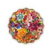 Porcelánový mělký talíř Melli Mello Eliza, 17 cm