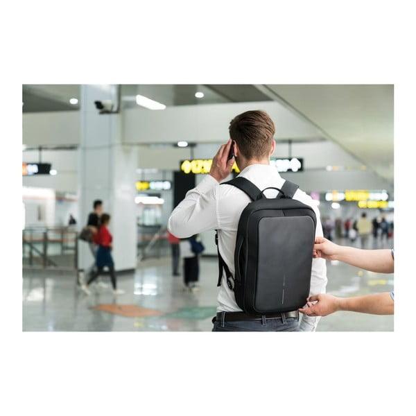 Černý bezpečností batoh XD Design Bobby Bizz, 10 l