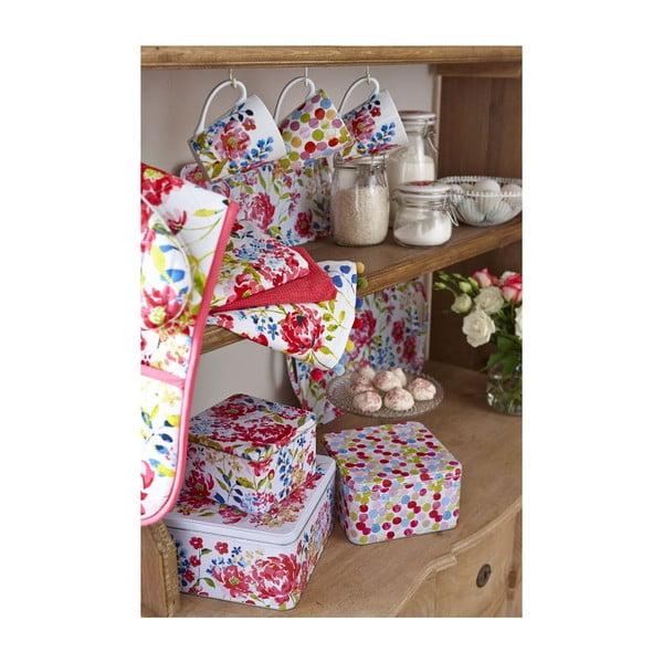 Taška na igelitové sáčky Cooksmart England Floral Romance