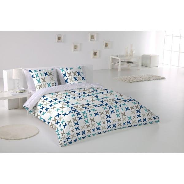 Povlečení IXC Nordicos Azul, 160x200 cm