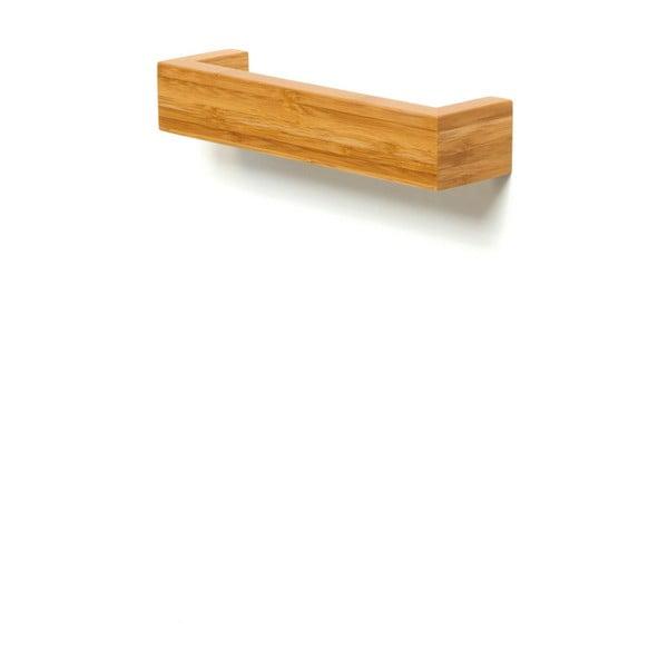 Držák na ručníky Wireworks Bamboo, délka 28 cm