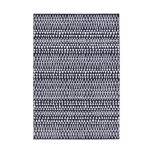 Černo-bílý koberec Mint Rugs Madison, 160 x 230 cm