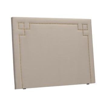 Tăblie pentru pat THE CLASSIC LIVING Nicolas, 120 x 200 cm, bej