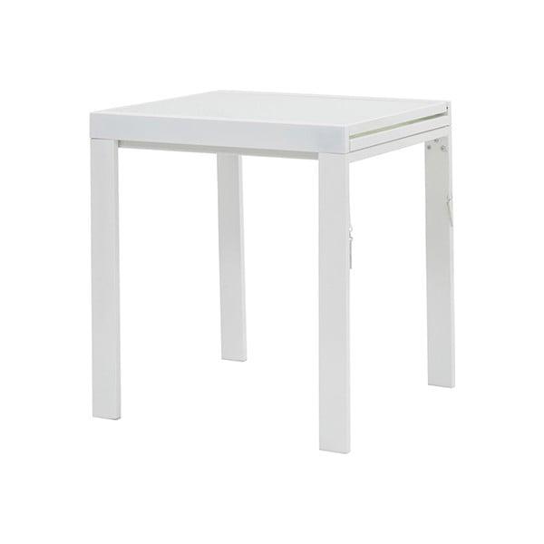 Rozkládací jídelní stůl Sprint, 70-140 cm, bílý