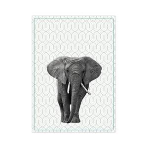 Kuchyňská utěrka Present Time Elephant