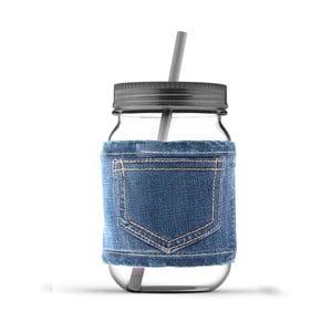 Sklenice Jeans Smoke