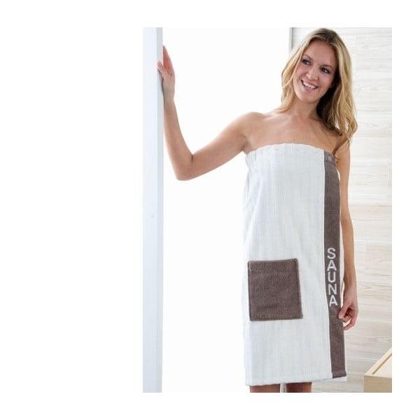 Dámský sarong White, 80x136 cm