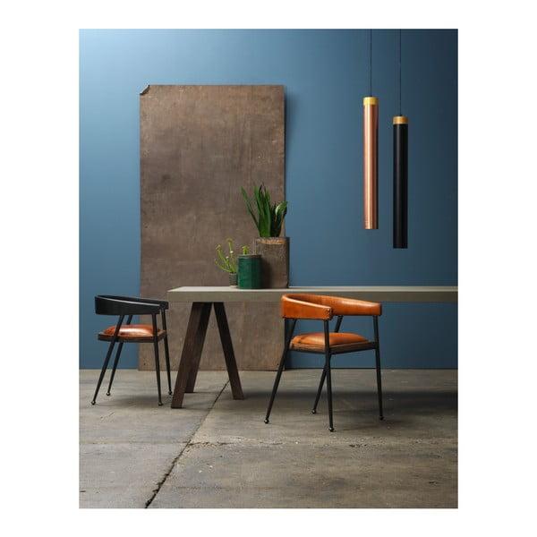 Kožená jídelní židle Fuhrhome Sydney