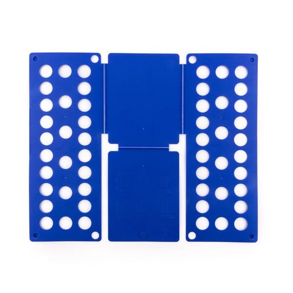Modrá deska na skládání dětského oblečení InnovaGoods