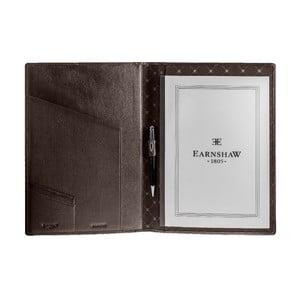 Business zápisník Thomas Earnshaw Dark Brown