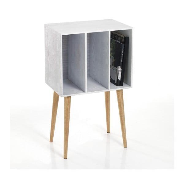 Konzolový stolík s knižnicou Tomasucci Nytting, 45 × 30 x 76 cm