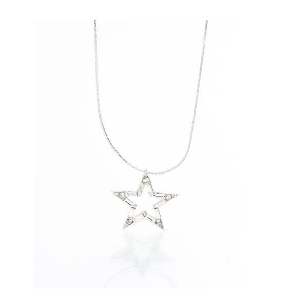 Náhrdelník se Swarovski krystaly Yasmine Star