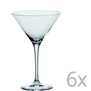 Sada 6 sklenic na koktejly LEONARDO Cheers Bar, 330 ml
