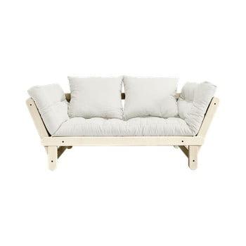 Canapea extensibilă Karup Design Beat Natural/Natural, bej deschis de la Karup Design