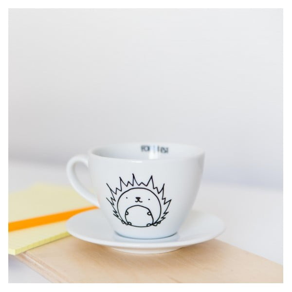 Hrnek na kávu Hedgehog, 200 ml