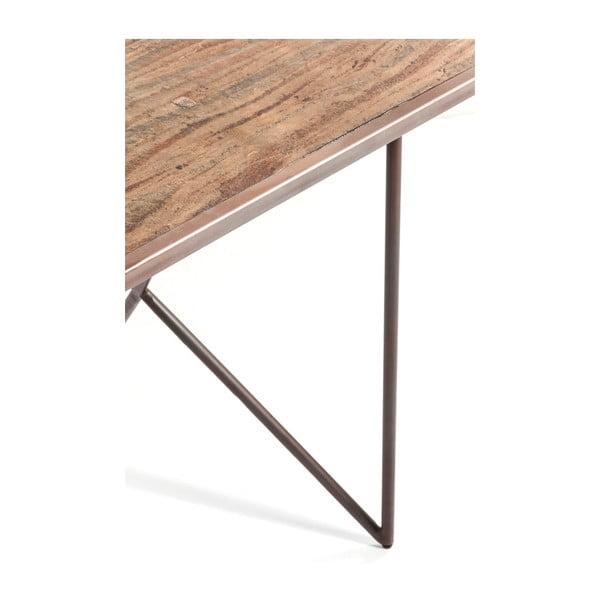 Jídelní stůl Kare Design Quarry, 180 x 90 cm