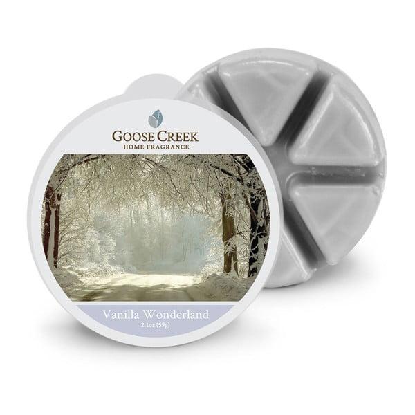 Vonný vosk do aromalampy Goose Creek Vanilkový svět zázraků