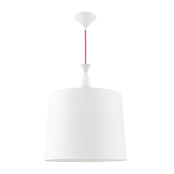 Stropní světlo Katania, bílé