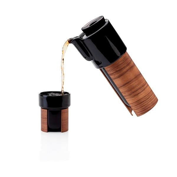 Čajová konvička Warm Black Wallnut, 1,1 l