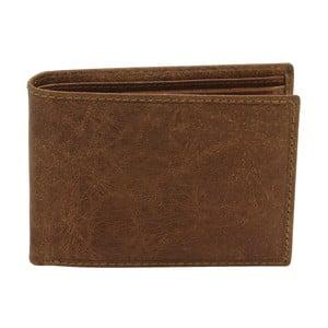 Dámská hnědá kožená peněženka Friedrich Lederwaren Claudia