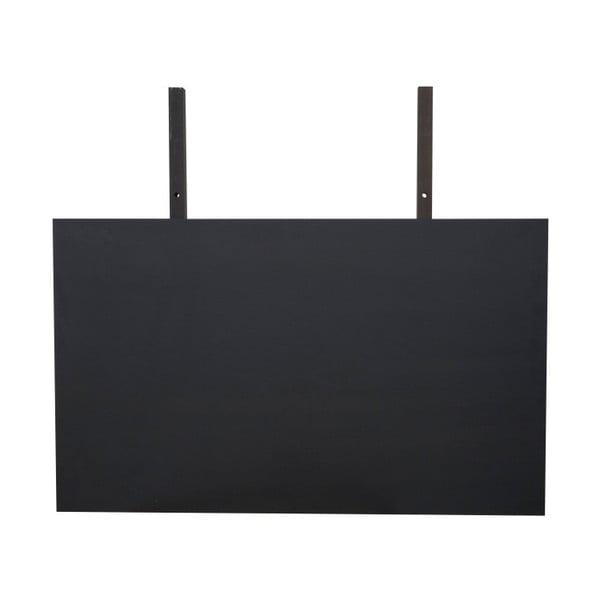 Placă de extensie pentru masa Canett Gigant, negru
