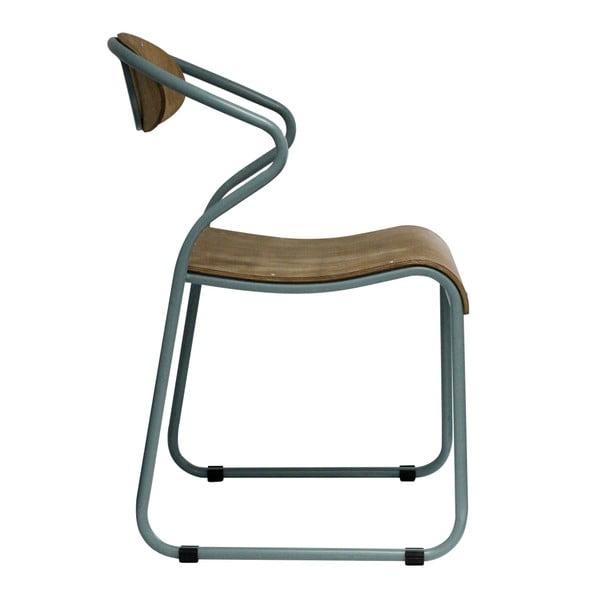 Jídelní židle s šedými nohami Red Cartel Walter