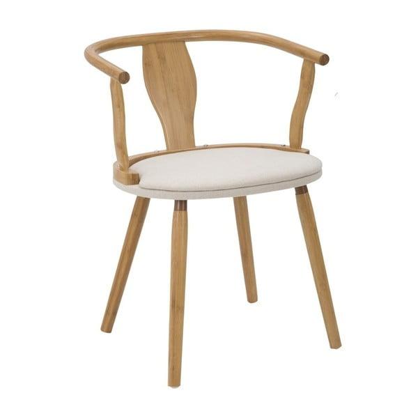 Krzesło z bambusu Mauro Ferretti Japan