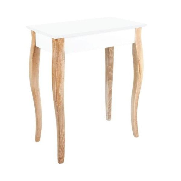 Konzolový stolek Dressing Table 65x74 cm, bílý