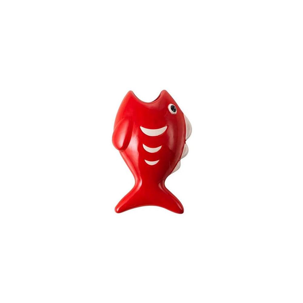 Červený zvlhčovač vzduchu na radiátor e-my Wanda