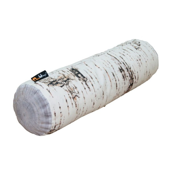 Polštář Birch Tree Log, 16x55 cm