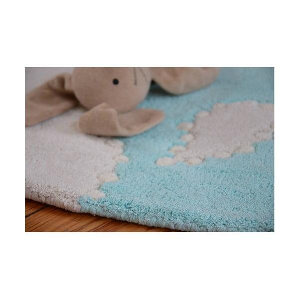 Dětský koberec Mondito, Ø110 cm