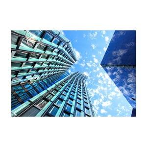 Vinylový koberec Skyscraper, 52x75 cm