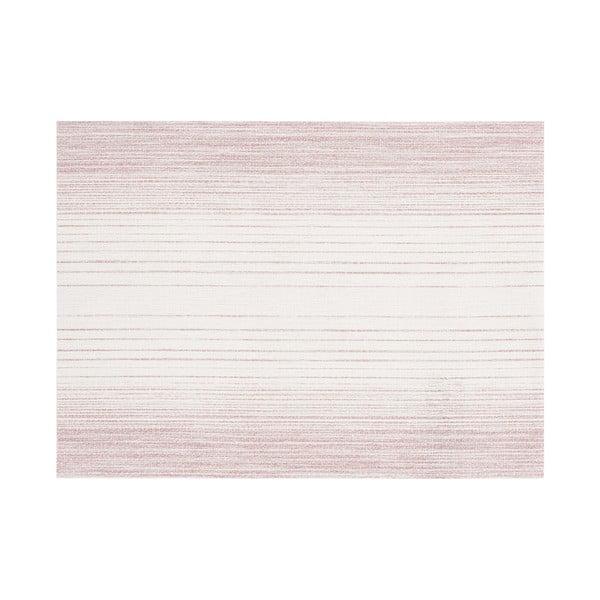 Růžovofialové prostírání Tiseco Home Studio Chambray, 45 x 33 cm