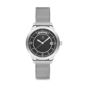 Dámské hodinky ve stříbrné barvě Santa Barbara Polo & Racquet Club Cora