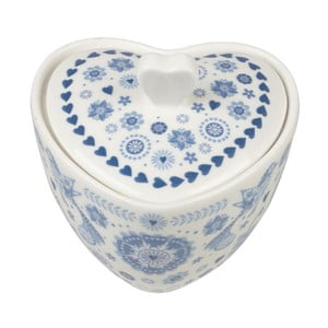 Cukřenka Churchill China Penzance Heart, 180 ml