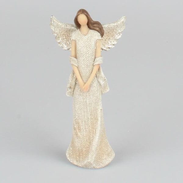 Dekorace ve tvaru stojícího anděla Dakls