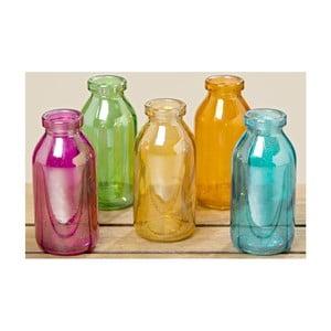 Set 5 vaze din sticlă Boltze Kerstin