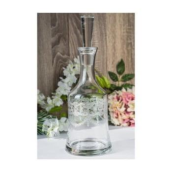 Recipient din sticlă cu capac Nisios imagine