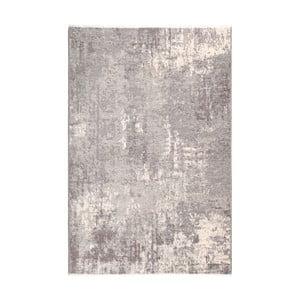Béžovošedý oboustranný koberec Halimod, 77x150cm