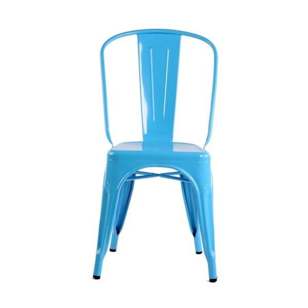 Židle Silla Metal Azur