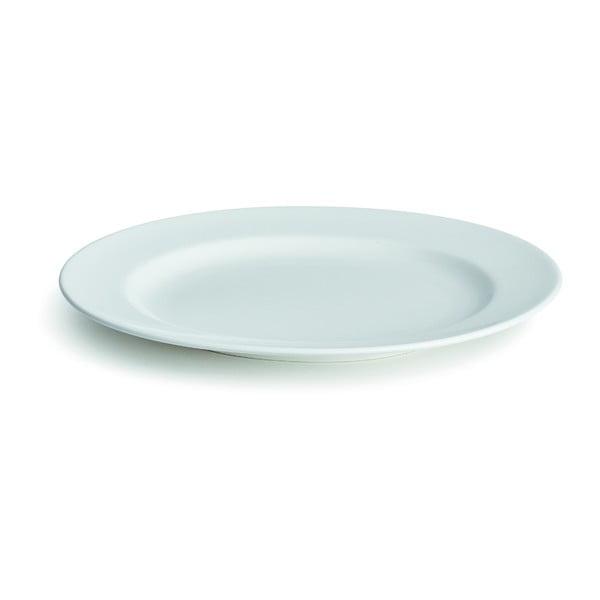 Kaolin fehér csontporcelán tányér, ⌀ 22,5 cm - Kähler Design