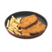 Forma na vaření pokrmů v mikrovlnce Snips Crispy Plate Frying, ø26cm