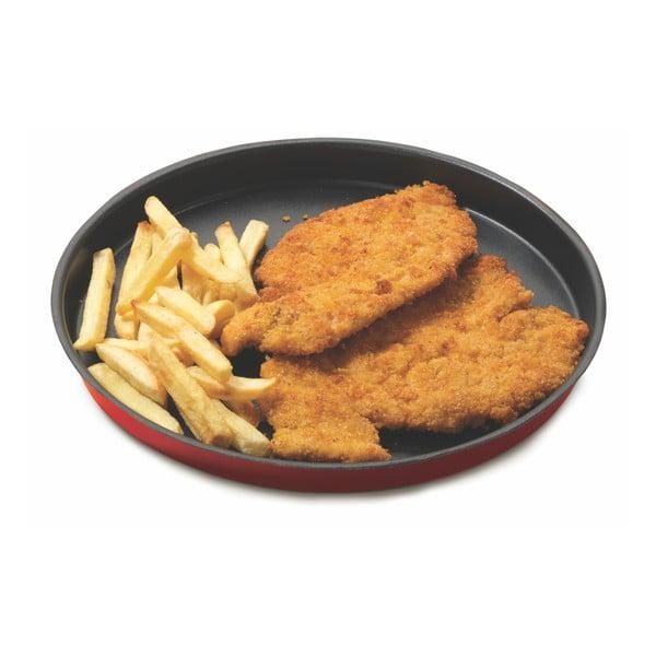 Naczynie do przygotowania posiłków w mikrofalówce Snips Crispy Plate Frying, ø 26 cm