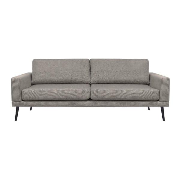 Světle šedá trojmístná pohovka Windsor & Co Sofas Rigel
