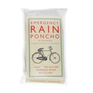 Jednorázová pláštěnka s kapucí na kolo Rex London Bicycle