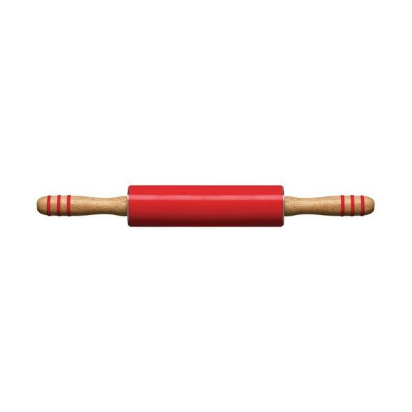 Červený silikónový valček Premier Housowares Zing