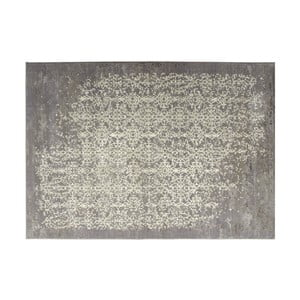 Šedý vlněný koberec Kooko Home New Age,160x230cm