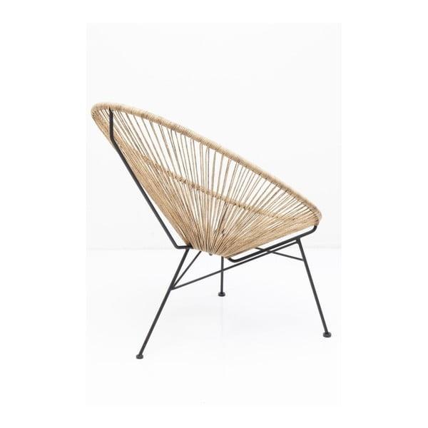 Scaun Kare Design Spaghetti Nature
