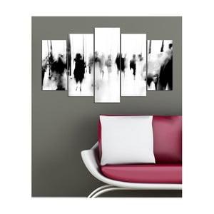 Vícedílný obraz 3D Art Renero, 102x60cm